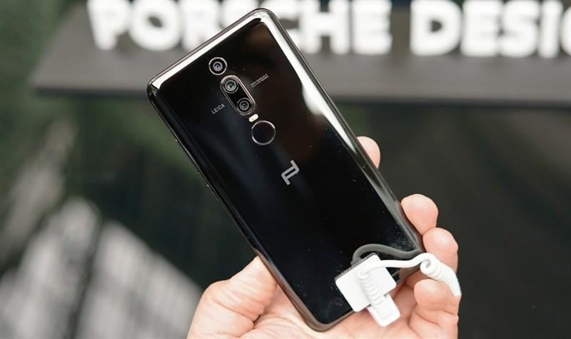 Huawei Mate RS: Smartphone có cấu hình 'khủng' nhất thế giới