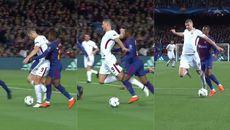 """Roma cay cú: """"Trọng tài giúp Barca chiến thắng"""""""