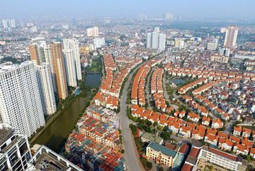 Doanh số bán nhà đất Hà Nội thấp nhất 9 năm qua