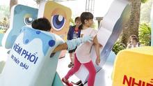 Mô hình Domino giúp các gia đình biết cách phòng thủy đậu