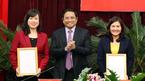 Trao quyết định bổ nhiệm cho tân Phó bí thư Bắc Ninh