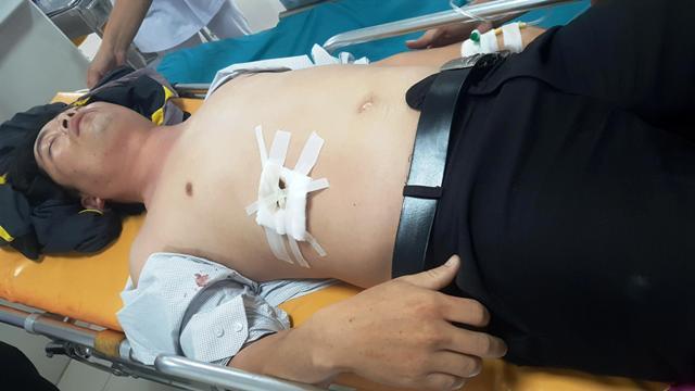 bạo lực học đường,Quảng Bình,học sinh đánh thầy giáo