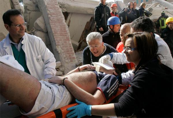 Ngày này năm xưa: Động đất thảm khốc san phẳng thành phố cổ Italia