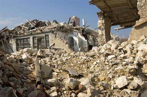 Động đất thảm khốc san phẳng thành phố cổ Italy
