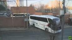 Nhà ngoại giao Mỹ bị trục xuất nườm nượp rời khỏi Nga