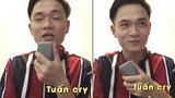 """Tuấn Cry gây sốt với bản cover """"Cô gái hai lưng"""""""