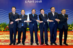 Cần 'công bằng, hợp lý, bền vững' trong sử dụng nước Mekong