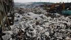 Tan hoang xưởng bông sợi cháy liên tục gần 30 tiếng