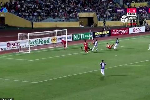 Hà Nội 3-0 HAGL: Oseni lập cú đúp