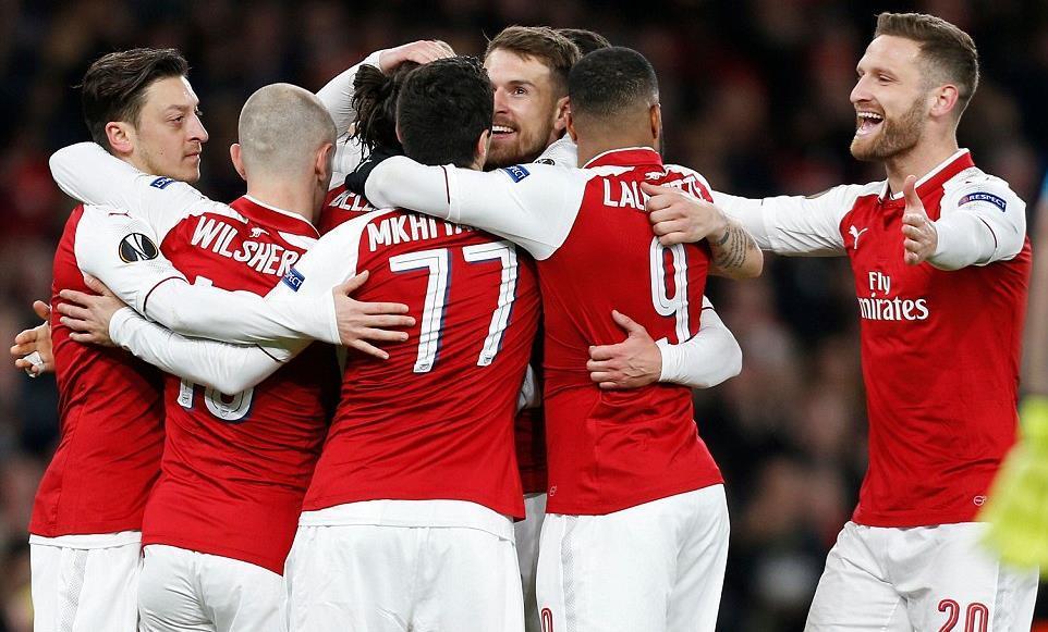 Arsenal,CSKA Moscow,Wenger