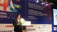5G và Cách mạng Công nghiệp 4.0 là cơ hội để Việt Nam vươn ra thế giới
