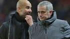 """Pep """"thả"""" MU, Mourinho không dám dọa Man City"""