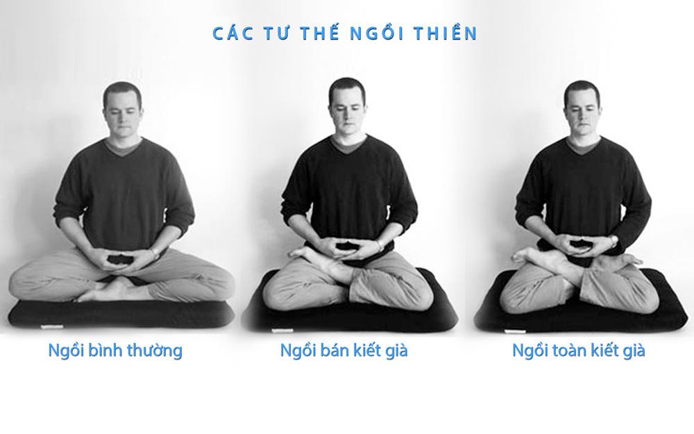 Thiền chữa bệnh như thế nào?