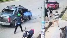 Nổ súng hỗn chiến ở Đồng Nai: Ngọc 'thẹo' ra đầu thú