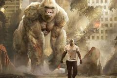 Tặng vé ra mắt phim 'Siêu thú cuồng nộ' của Dwayne Johnson