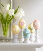 Decor không gian đẹp mê ly mà chẳng tốn 1 đồng chỉ nhờ... vỏ trứng