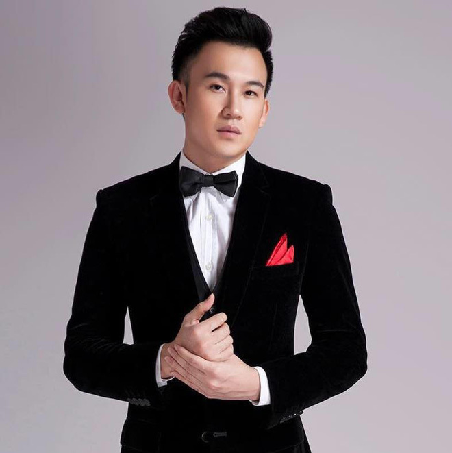 Ảnh Dương Triệu Vũ năm 13 tuổi