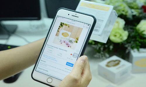 Thở phào mua hàng chất lượng bằng ứng dụng iCheck Scanner