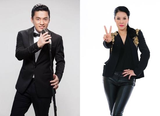 Noo Phước Thịnh,Tóc Tiên,Thu Phương,Lam Trường,Giọng hát Việt