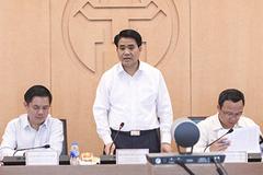 Chủ tịch Hà Nội cảnh báo nguy cơ ùn tắc tại sân bay Nội Bài
