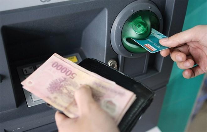 Thương mại điện tử,Thanh toán,Kinh tế,Ngân hàng,ATM