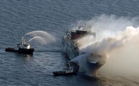 hỏa hoạn tàu Scandinavian Star