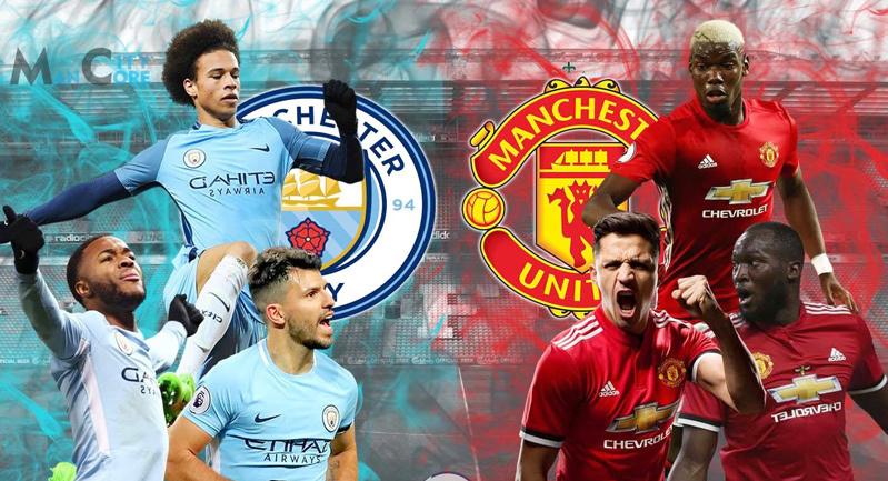 Man City vs MU: Hạ kình địch, ngạo nghễ đăng quang
