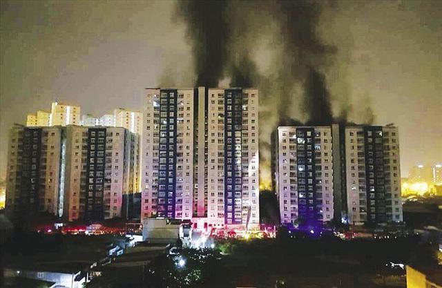 Thảm họa cháy chung cư: Đừng để chết người rồi mới đi kiểm tra