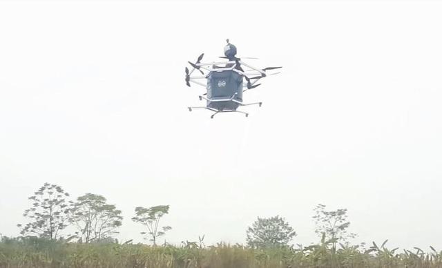 Kỹ sư 8x chế tạo thiết bị bay 'made in Vietnam' giá 400 triệu