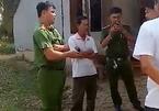 Thiếu tá công an bị kỷ luật vì có mặt trong vụ xô xát