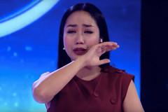 Ốc Thanh Vân khóc nấc trên truyền hình vì nhớ lại cú sốc mất cha
