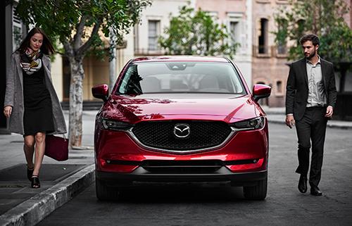 6 ưu điểm nổi bật của Mazda CX-5