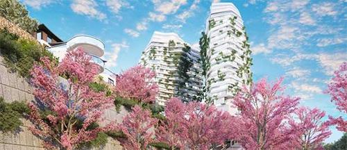Kiến trúc 'Vườn Phượng Hoàng' đẳng cấp quốc tế tại Hạ Long