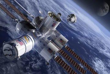 Ngắm siêu khách sạn không gian, giá nghỉ trọn gói 216 tỉ đồng/người