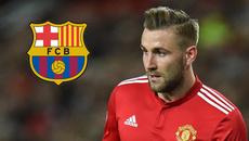 Barca đàm phán lấy Luke Shaw, Real chọn số áo cho Salah