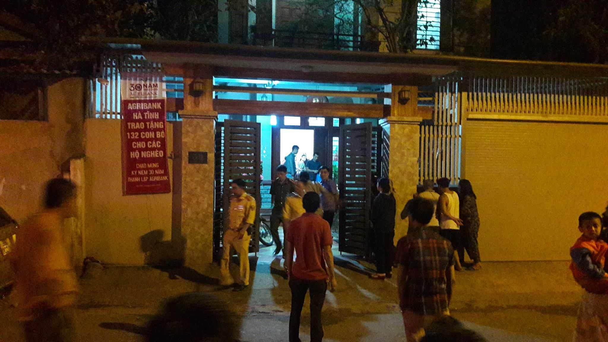 150 cảnh sát bắt đường dây lô đề lớn nhất Hà Tĩnh