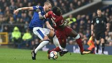 Vắng Salah, Liverpool bị Everton cưa điểm