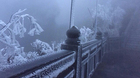 Dự báo thời tiết 8/4: Fansipan tiếp tục xuống 0 độ
