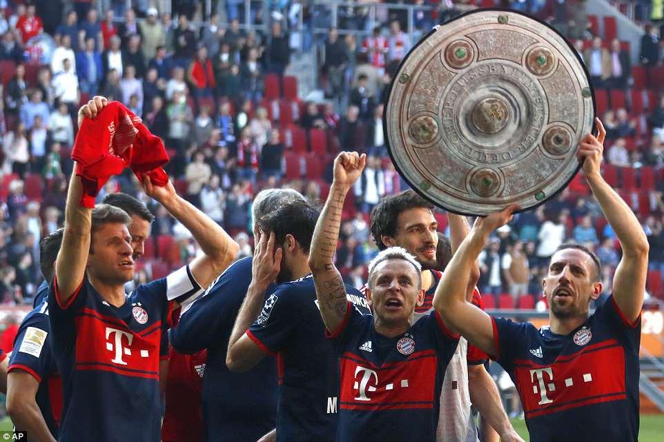 Augsburg,Bayern Munich,Bundesliga