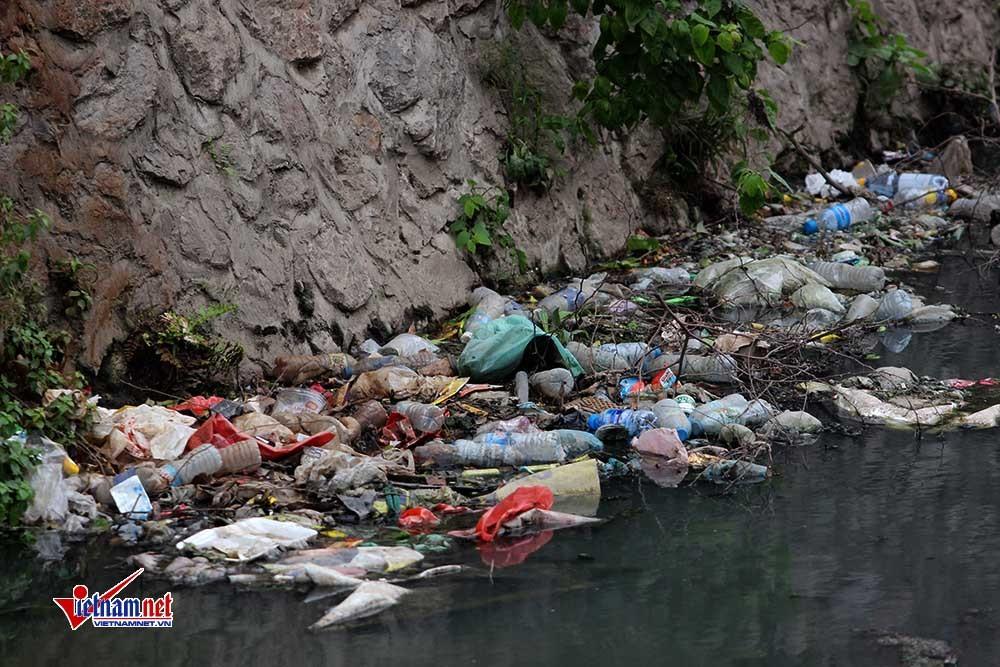 ô nhiễm môi trường,rác thải,Hà Nội,ô nhiễm nguồn nước