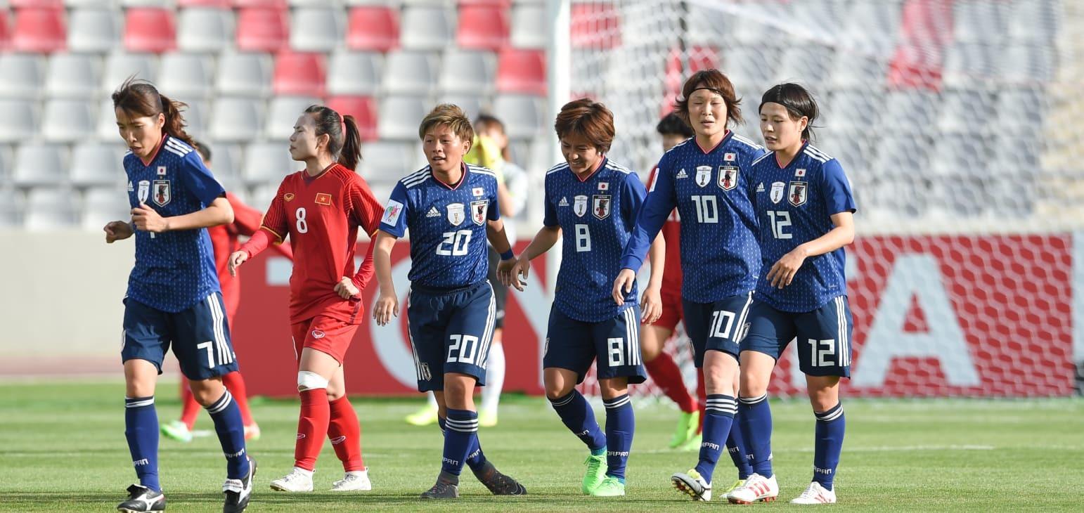 tuyển nữ Việt Nam,Mai Đức Chung,bóng đá nữ,Asian Cup nữ 2018