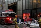 Tháp Trump lại cháy