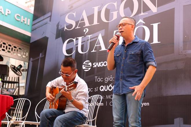 Nhạc sĩ Quốc Bảo gây sốc khi khẳng định Sài Gòn không có ký ức