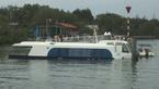 Chìm tàu cao tốc ở Cần Giờ, hàng chục khách 'bạt vía'