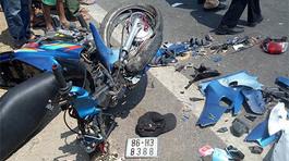 Công an thông tin vụ đùa giỡn lao xe máy vào nhau 2 người chết