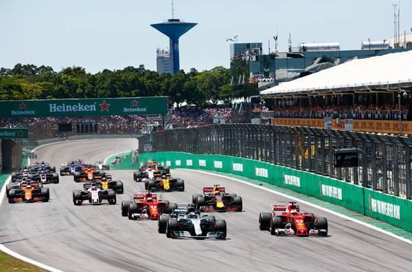 Thú vị trải nghiệm đường đua F1 lần đầu tại Việt Nam