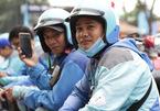 Cả trăm tài xế ngậm ngùi tri ân ngày Uber bị 'khai tử' ở Sài Gòn