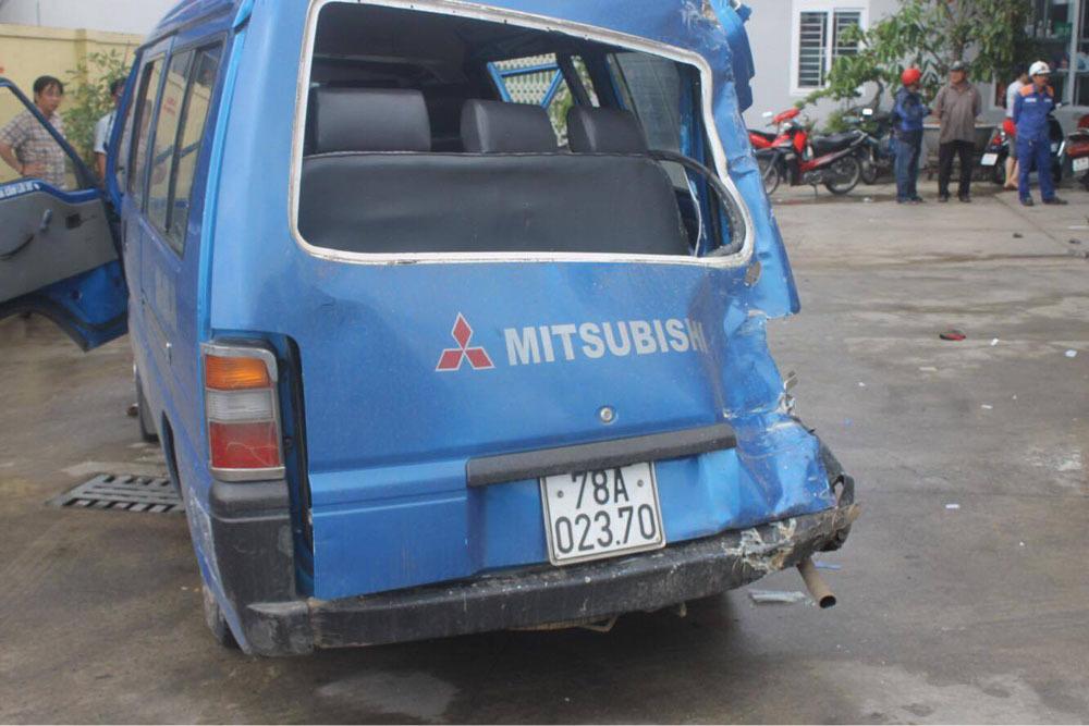 tai nạn,tai nạn giao thông,tai nạn  liên hoàn,Bình Thuận