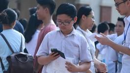 Hà Nội tuyển sinh lớp 10 bằng bài thi tổ hợp nhiều môn từ năm 2019