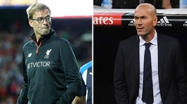 Real phế Zidane đôn lên Klopp, Inter giải cứu Martial